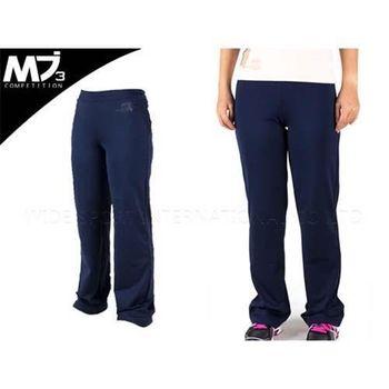 【MJ3】女韻律長褲 -有氧 瑜珈  藍