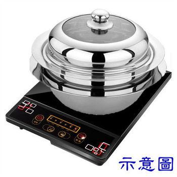 【APPLE蘋果】不挑鍋電陶爐AP-i1810贈 不銹鋼萬用鍋