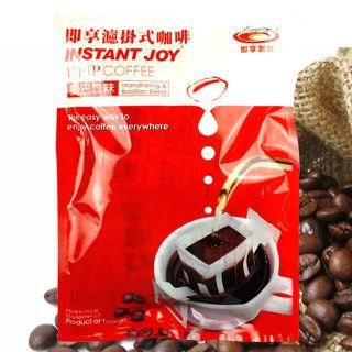 【伯享】掛耳濾泡式咖啡-曼巴7pes x6包