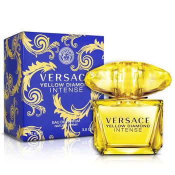 Versace 凡賽斯黃鑽女性淡香精(90ml)-送品牌身體乳