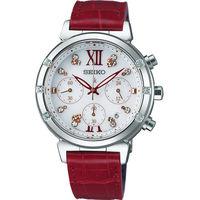 SEIKO LUKIA 20周年 太陽能計時腕錶 V175 ^#45 0DF0R SSC8