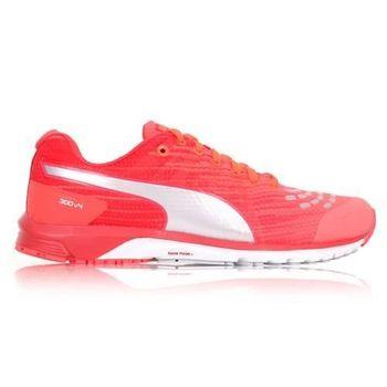 【PUMA】FAAS 300 V4 WN 女慢跑鞋 - 路跑 橘紅