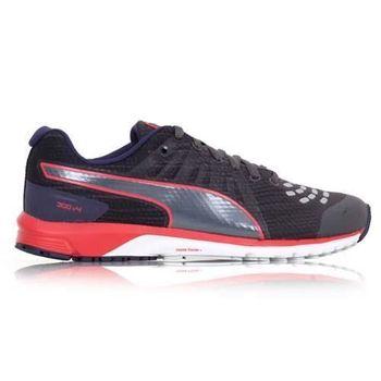 【PUMA】FAAS 300 V4 WN 女慢跑鞋 - 路跑 黑紅紫