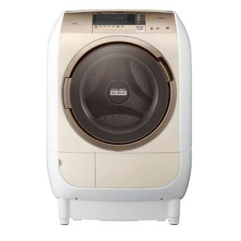 ★加碼贈好禮★日立HITACHI 12公斤 風熨斗.滾筒式洗脫烘洗衣機 SFBD2900W (左開)