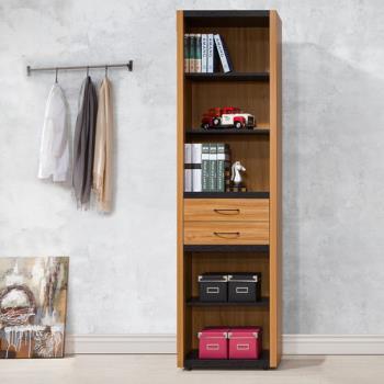 Homelike 黑森林1.8尺開放式書櫃