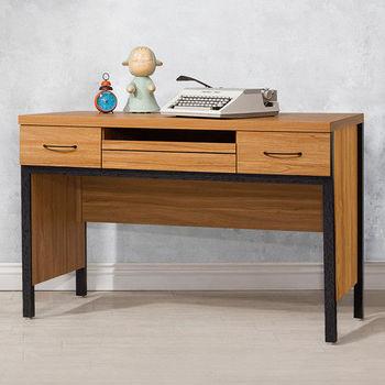 Homelike 黑森林4尺電腦書桌
