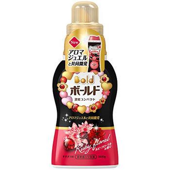 日本寶僑PG 濃蜜花香衣物柔軟洗衣精360g*1