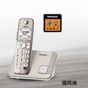 【Panasonic國際牌】DECT數位無線電話 KX-TGE210TW
