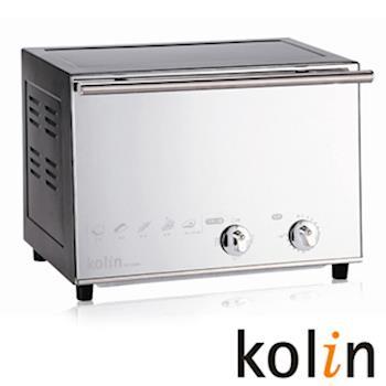 歌林Kolin-時尚鏡面小烤箱9L(BO-R091)