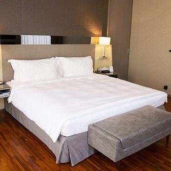 【法式寢飾花季】優雅生活-五星級飯店御用平紋床單(雙人5x6.2尺)X4件組