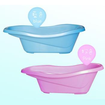 嬰兒浴盆 兒童泡澡桶-2色可選