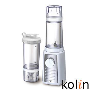 歌林Kolin-隨行杯果汁機(榨汁雙杯組)KJE-MN632