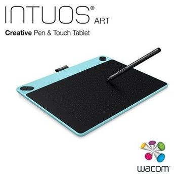 【 Wacom 】Intuos Art Pen  Touch (M) CTH-690/K0-CX (經典黑) . B0-CX (時尚藍)