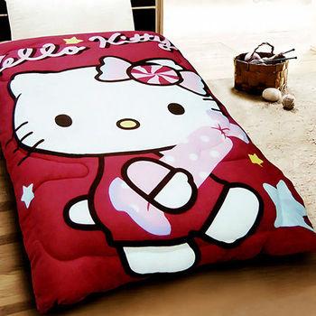 【Hello Kitty】我的蜜糖  暖暖厚毯被
