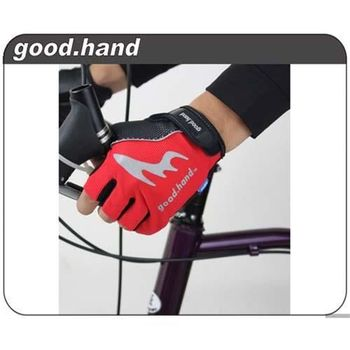 【GOODHAND】53288 台灣加油手套 -自行車 單車 紅