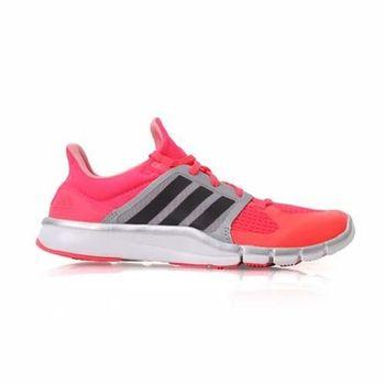 【ADIDAS】ADIPURE 360.3 W 女多功能訓練鞋  愛迪達 螢光粉黑