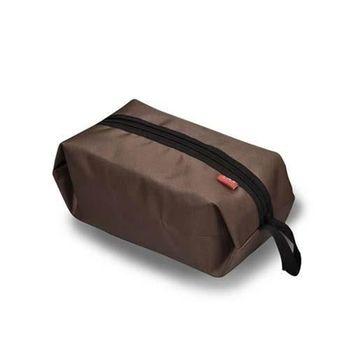 【NatureHike】鞋袋-旅行 手拿包 手提袋 收納袋 棕