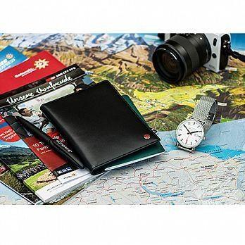 MONDAINE 瑞士國鐵極簡系列護照夾
