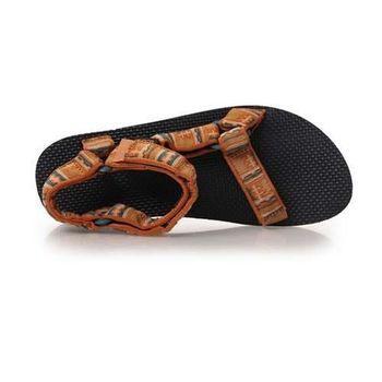 【TEVA】UNIVERSAL 男織帶涼鞋 復古 運動 休閒 黑棕墨綠