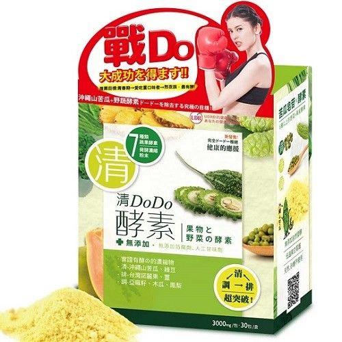 UDR 清DoDo酵素 30日入