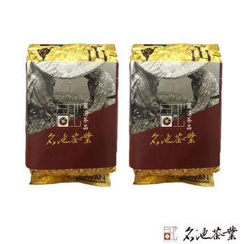【名池茶業】嚴選台灣手採梨山高冷烏龍茶 團購價 ( 150克x4)
