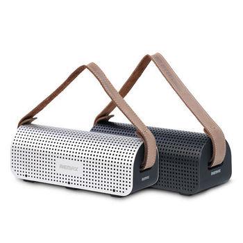 摩比亞 REMAX H1多功能桌面藍牙音響低音炮可插當充電寶的便攜音箱