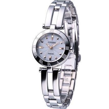 星辰 CITIZEN WICCA 潮流東京手鐲式造型錶 EP5840-52A