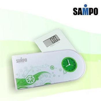 【聲寶SAMPO】美好時光電子體重計(BF-L1001ML)