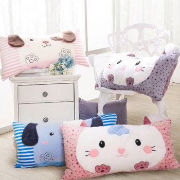 【R.Q.POLO】小時候系列 造型抱枕/枕頭/辦公室午安枕/汽車枕(多款花色)