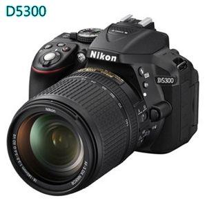 [64G+原電組]【Nikon】 D5300 18-55mm KIT(公司貨)