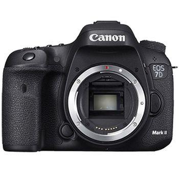 [高速64G+原電] Canon EOS 7D Mark II 單機身 (公司貨)