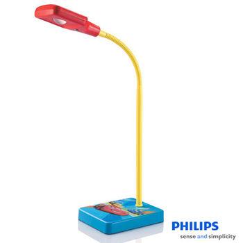 【飛利浦 PHILIPS】 迪士尼魔法燈-LED檯燈-汽車總動員71770
