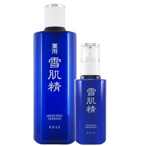 KOSE 高絲 藥用雪肌精360ml+雪肌精乳液140ml(新包)