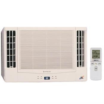 【 HITACHI日立】6-8坪變頻雙吹式窗型冷暖氣RA-40NA