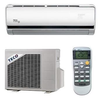 雙重送【TECO東元】4-5坪變頻冷暖分離式MA-LV22IH/MS-LV22IH