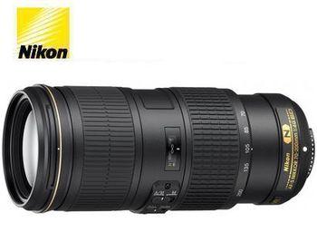【Nikon】AF-S 70-200mm F4G ED VR (公司貨)
