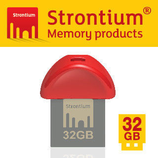 Strontium NITRO PLUS NANO USB 3.0 32G 高速輕巧隨身碟