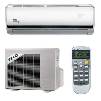 好禮送【TECO東元】7-9坪變頻冷暖分離式MA-LV40IH/MS-LV40IH