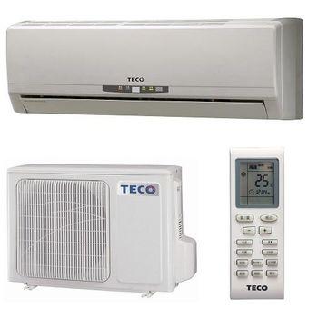 【TECO東元】4-6坪定頻單冷分離LT-25F1/LS-25F1