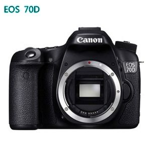 [64G+原電組]【Canon】 EOS 70D 單機身(公司貨)-@