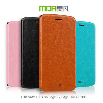 【MOFI】 SAMSUNG Galaxy S6 Edge+ / Edge Plus G928F 睿系列側翻皮套