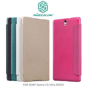 【NILLKIN】 SONY Xperia C5 Ultra E5553 星韵皮套