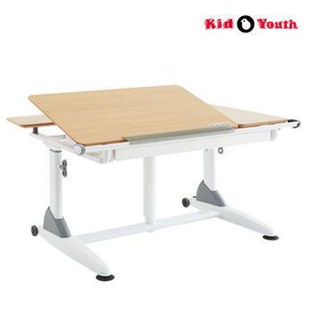 大將作 Kid2Youth 兒童成長學習書桌 G6PLUS-S 人體工學設計