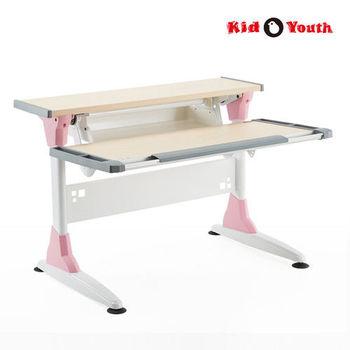 大將作 Kid2Youth 兒童成長學習書桌 N3-S 人體工學設計