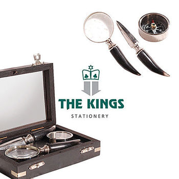 【THE KINGS】Shakespeare莎士比亞復古工業收藏家典藏組
