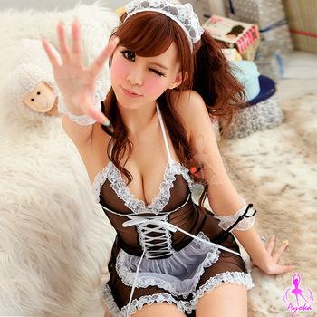 薇珍妮-女僕嬌滴滴!誘人五件式角色服