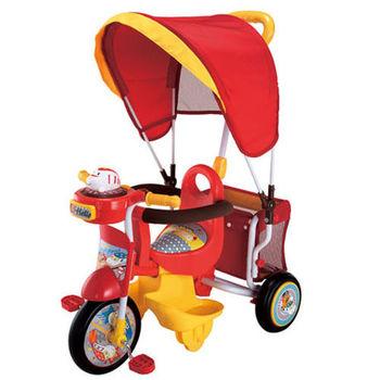 可麗兒多功能遮陽三輪車
