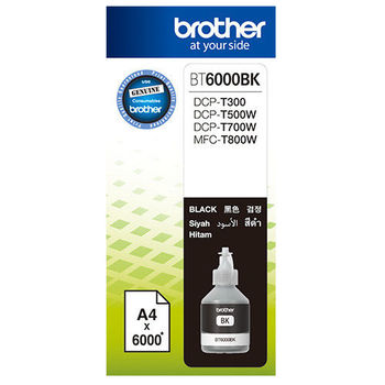 Brother BT6000BK 原廠黑色墨水