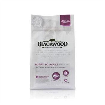 【Blackwood】柏萊富 功能性全齡腸胃保健(鮭肉+米)30磅 X 1包