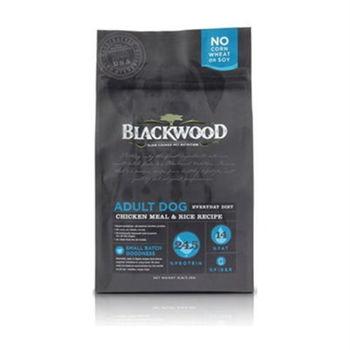 【BlackWood】柏萊富 特調成犬活力(雞肉+米) 30磅 X 1包